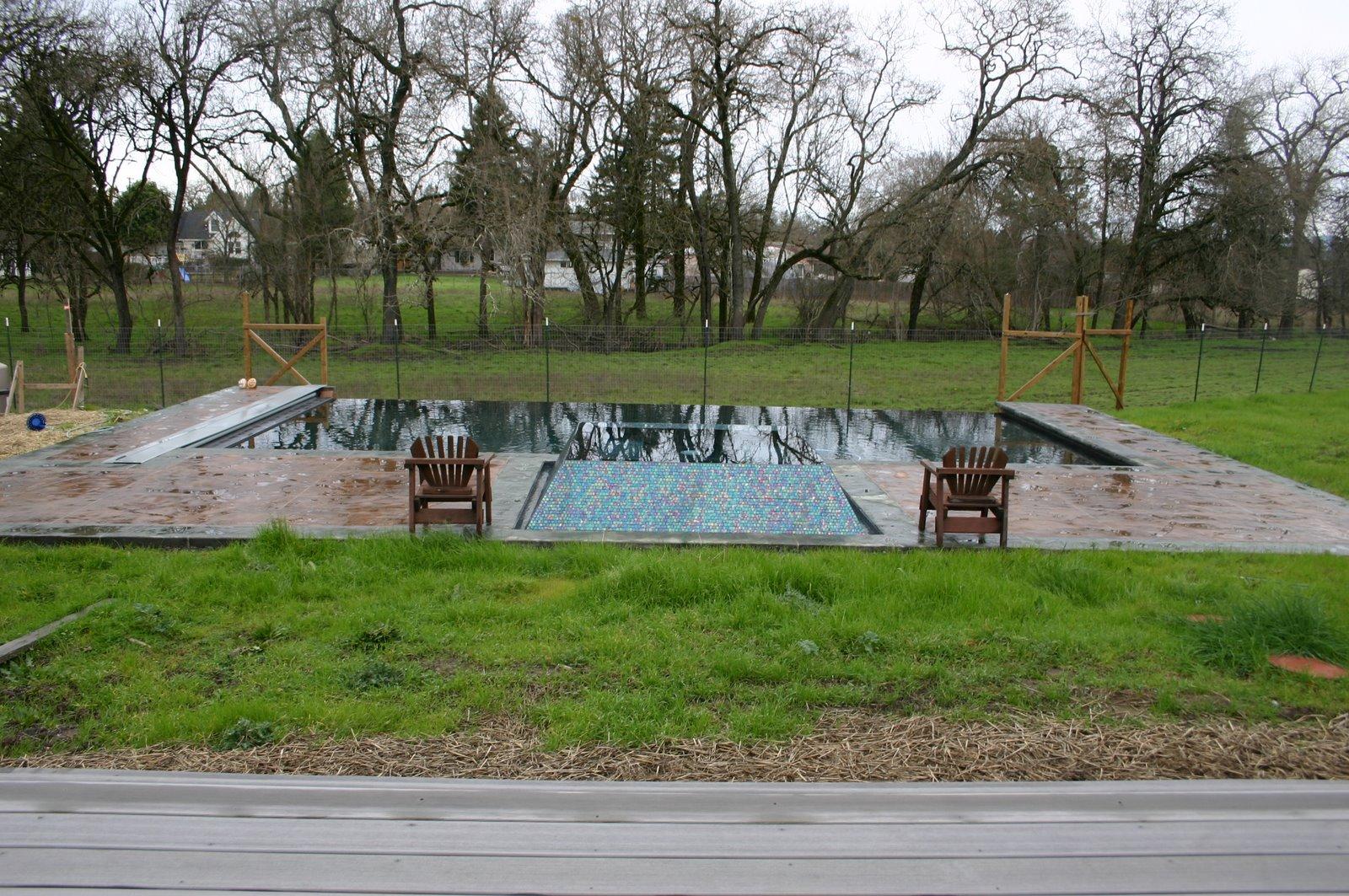 Vanishing Edge Pool Plumbing : Vanishing edge knife infinity mcdonald pools